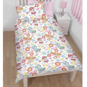 Kids Character Comforter Set Paw Patrol Girls