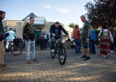 16 september 2021 Fietsen Giesbeek, Doornbikes