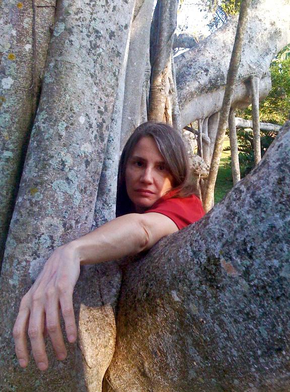 Me, tree