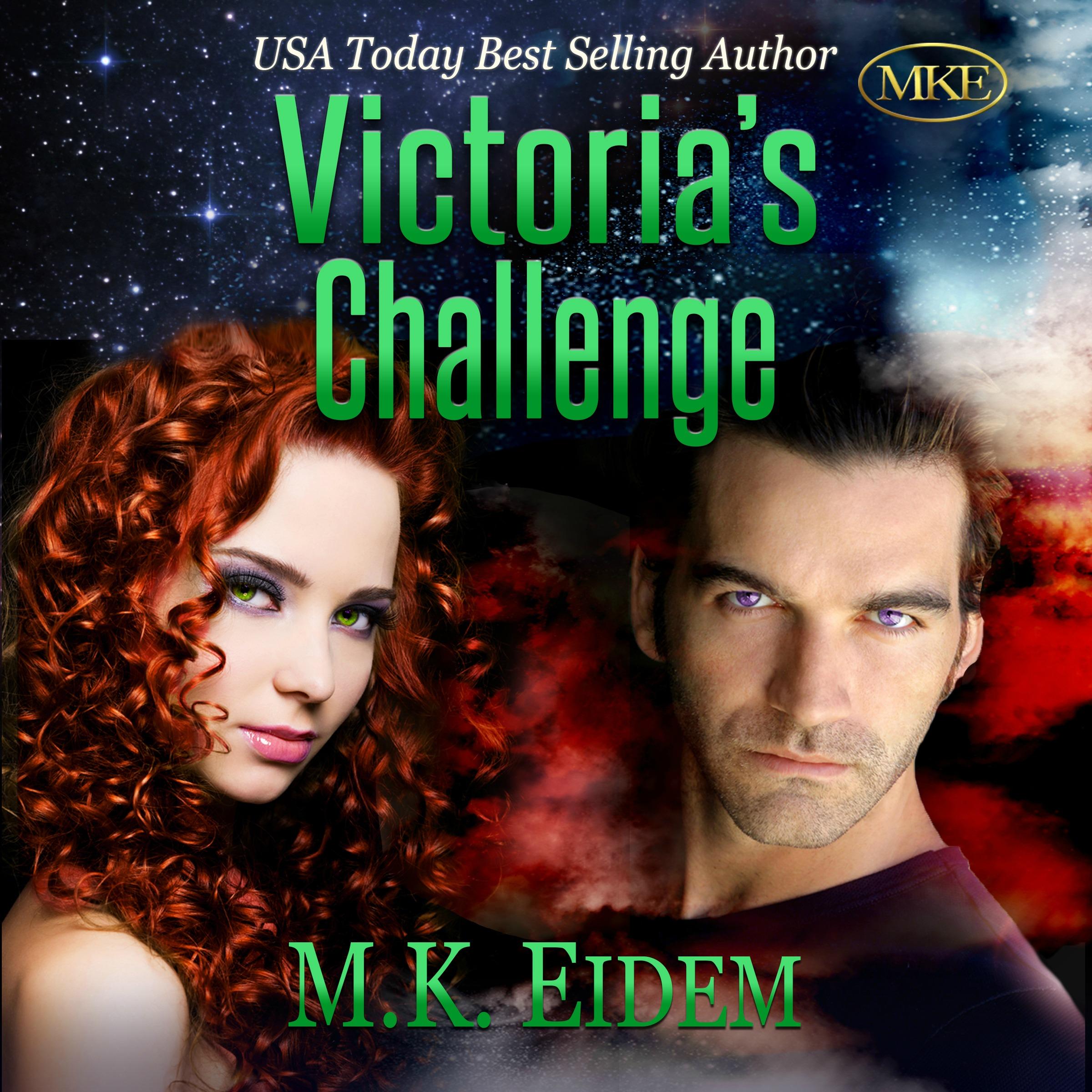 Victoria's Challenge – Audiobook