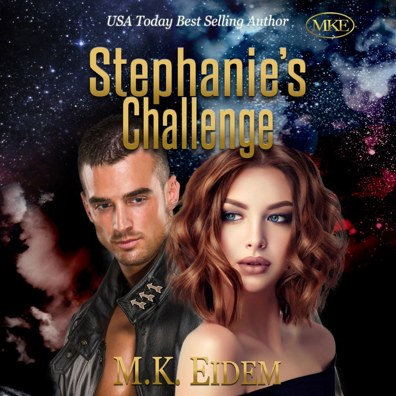 Stephanie's Challenge-Audio Book