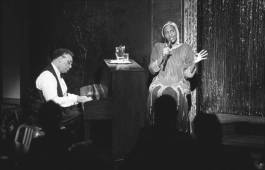 "Manty Ellis and Barbara Roberts, ""Ain't Nobody's Blues But Mine"", Stackner Cabaret"