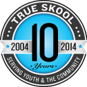 true skool logo