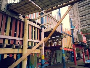Glamis Adventure Playground in London
