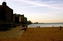 Chicago downtown beach...who knew?