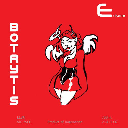 Saul Bass - Botrytis