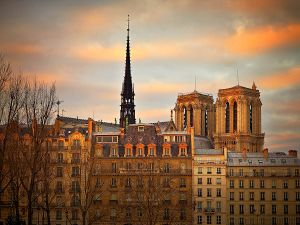 """""""Notre Dame II"""""""