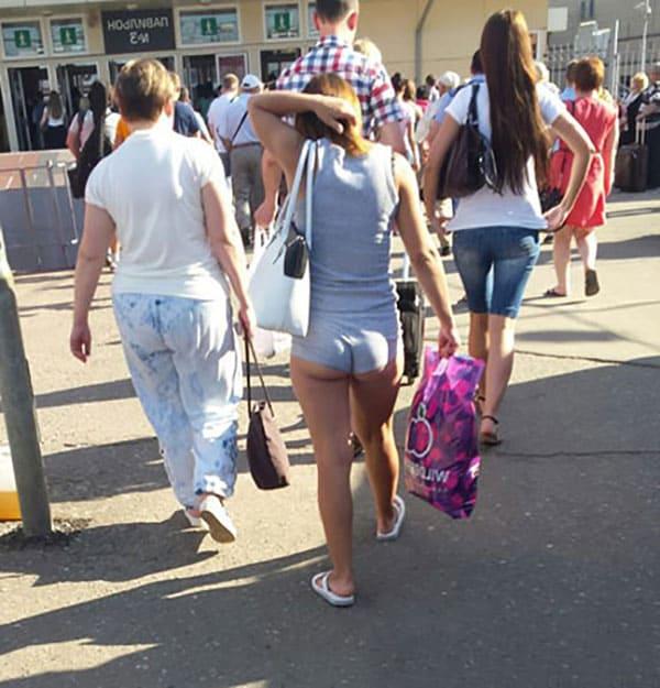 Женские попки в сексуальных коротких шортиках (35 фото ...