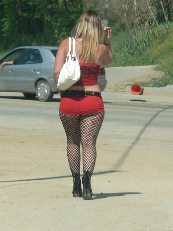 Придорожные проститутки съемка скрытой камерой (45 фото ...