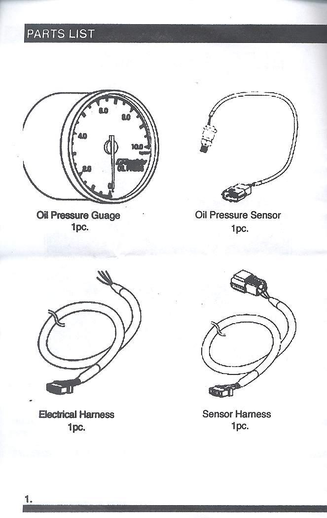 vintage sunpro tachometer wiring sun tachometer wiring