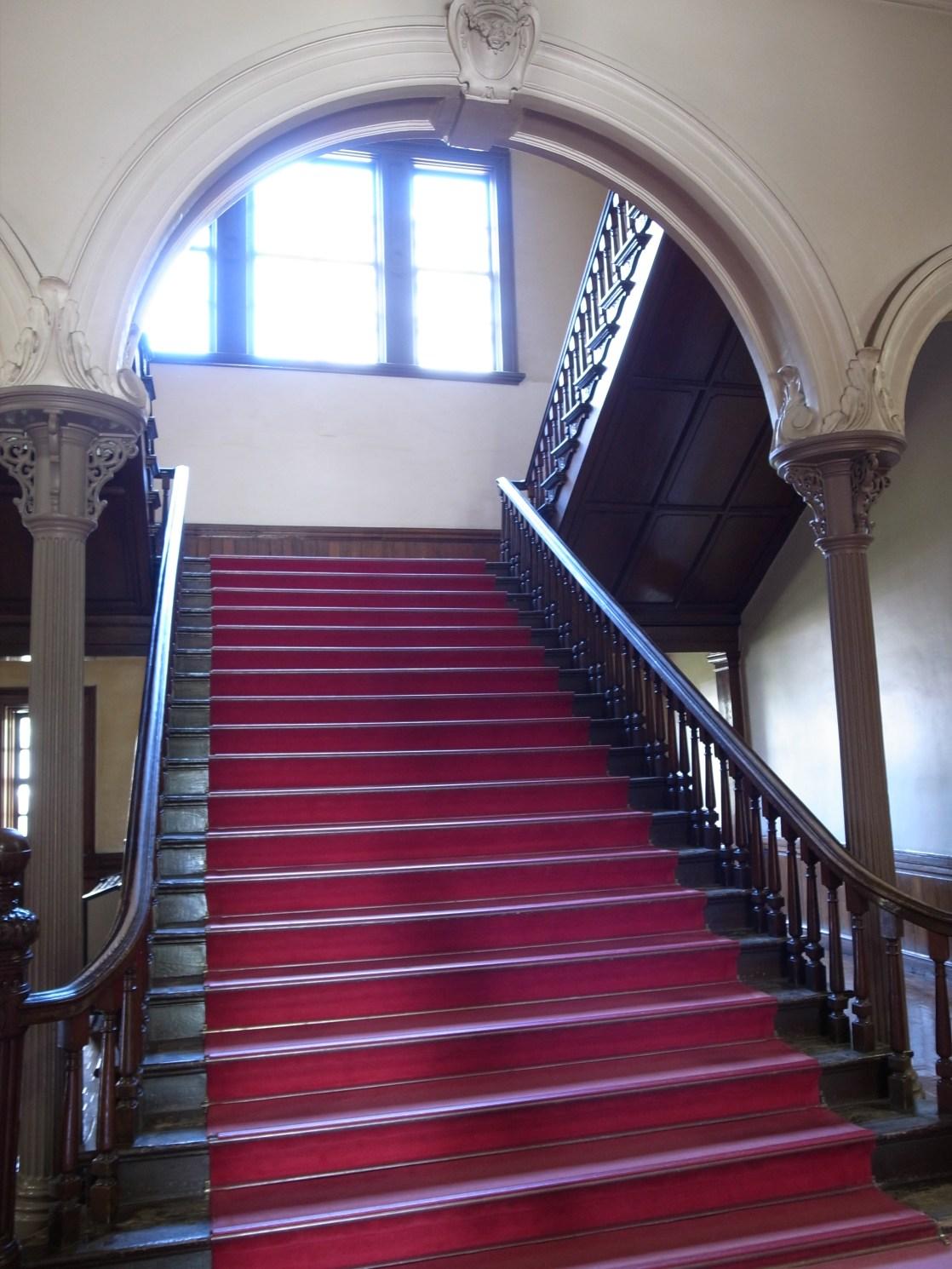 北海道庁 階段