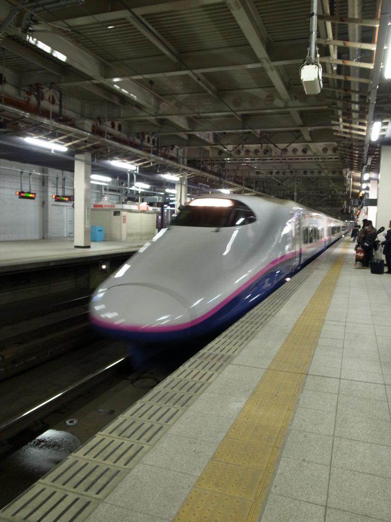 東北新幹線 こまち