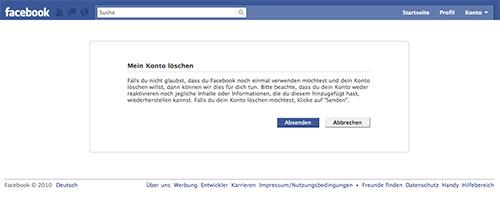 facebook-löschen