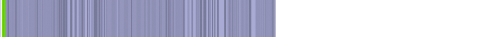 Mit iDefrag defragmentierte Festplatte