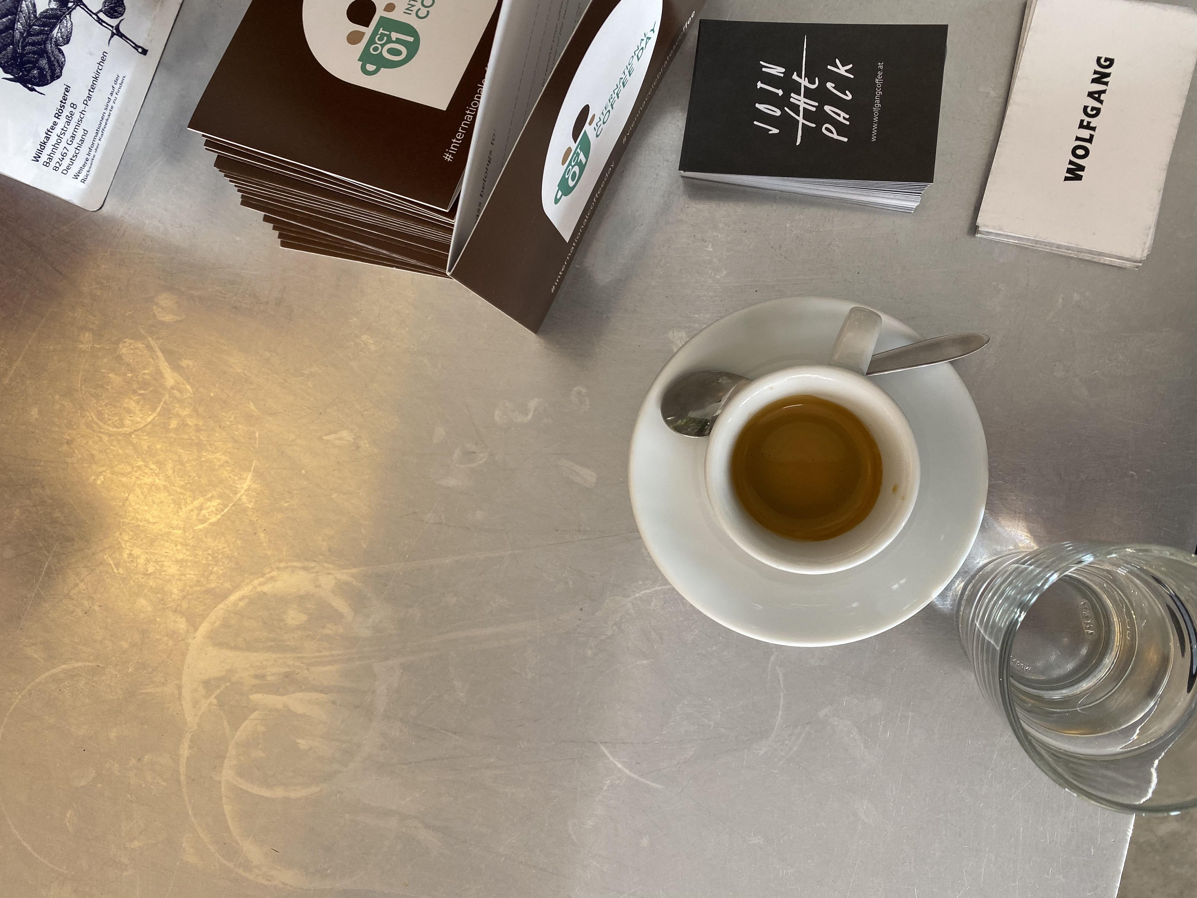 Die Coffeeshop-Aktion zum Tag des Kaffees 4