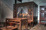 Lu Xun-Schlafzimmer