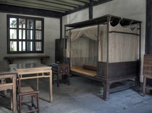 Zimmer im Lu Xun-Museum