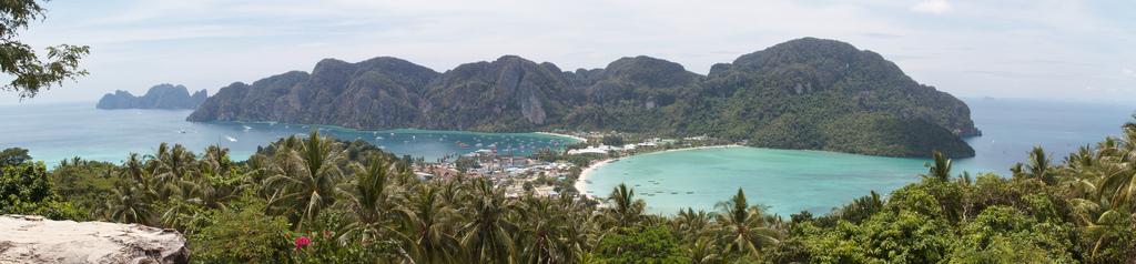 Panorama von Ko Phi Phi Don