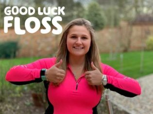Meet Floss, who's running the Milton Keynes Marathon on 6 May 2019 for #TeamMacmillan