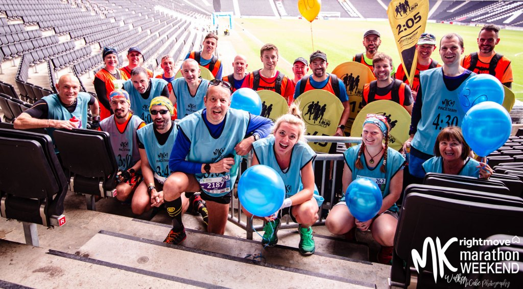 MK Marathon Pacers