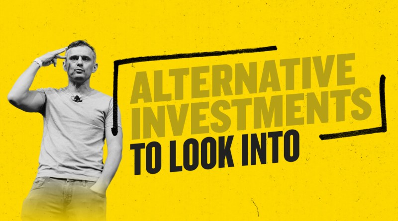 Alternative Investments to Look Into: Know This