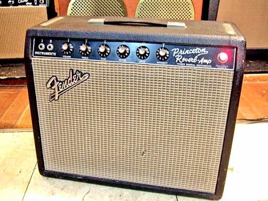 Fender Princeton Reverb MOD