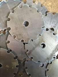 CNC obrada metala cnc plazma apkant presa varenje | Halo Oglasi