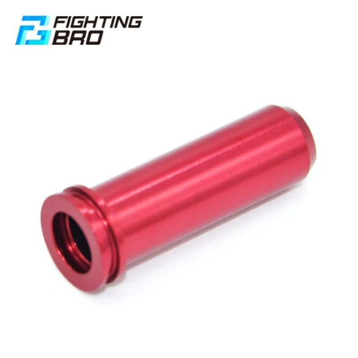 FightingBro Air Seal Nozzle AK M4 MP5 G36 P90 For Airsoft Alumnium CNC Machining Dule O-ring Prevent air leaking