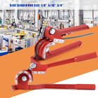 Three-Slot Pipe Bender Air Conditioning Copper Pipe Manual Pipe Bending Machine ...