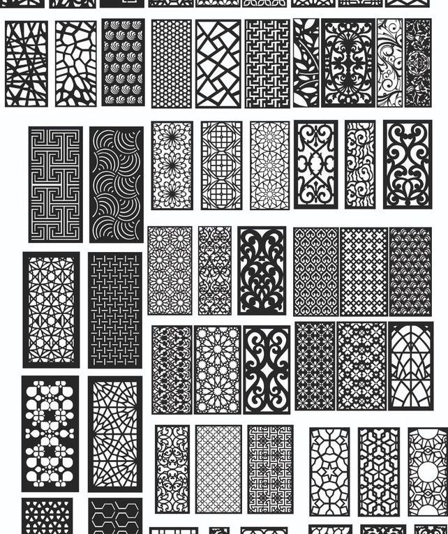 DXF of PLASMA ROUTER Laser Cut -CNC Vector DXF-  Art file 500 ITEMS   | eBay