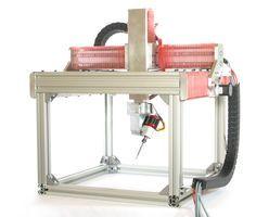 5axismaker 5 axis CNC Mill & 3D Printer