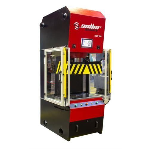 C Type Hydraulic Press - SELLER Machinery - Konya City, Turkey