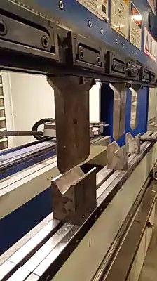 sheet metal working bending