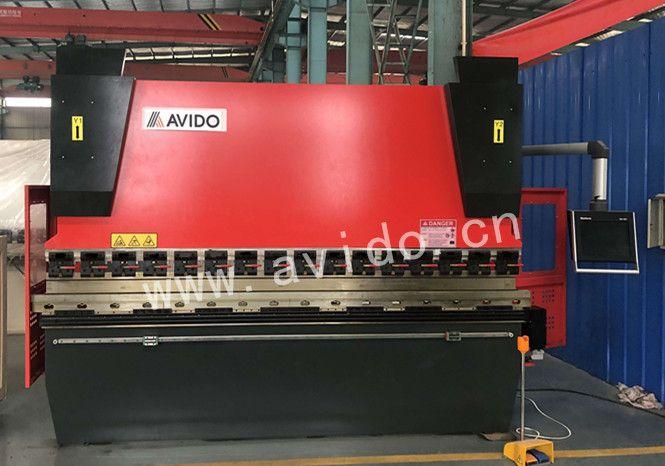 AVIDO CNC DA58T system 4+1 axis hydraulic press brake bending machine E-mail: in...