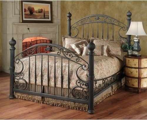 The Chesapeake Poster Bed by Hillsdale Furniture.