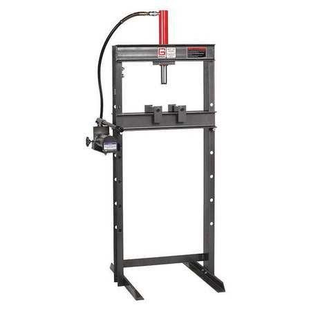 Gray 308 Hydraulic Press,10 T,h Frame,air