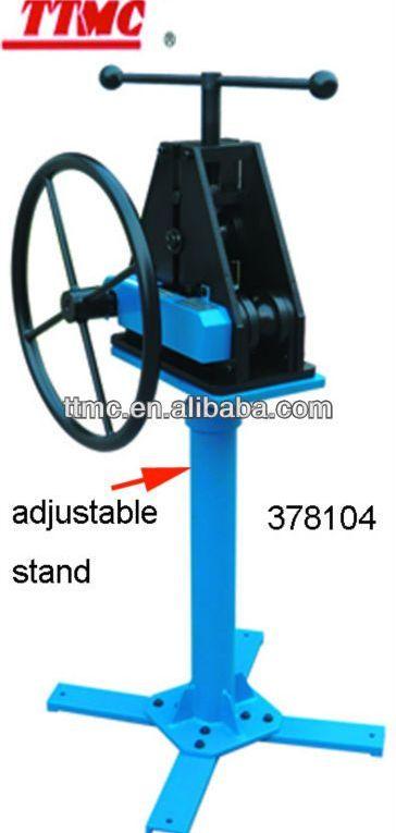 TTMC manufacture TR-50 Manual Round bending machine, View Manual Round bending m...