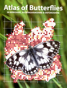 Atlas of Butterflies in Berkshire, Buckinghamshire & Oxfordshire