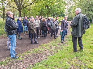 Trip Report - Linford Wood 2 May 2017 - The Briefing