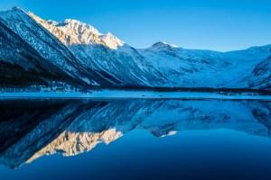 Svartisen Glacier (Norway) ©Peter Hassett 18 February 2013