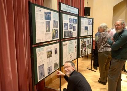Alan Piggott recognises an old face