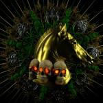 The Rage of Dead Knights   Rare Digital Artwork 💥😭😭💥