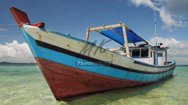 Perahu Belitung