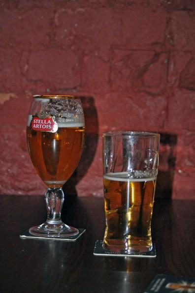 Friendly pub in Cardiff, Wales