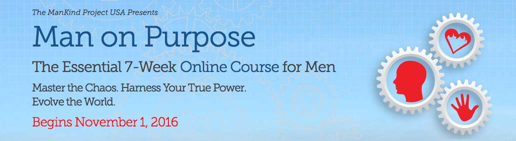 Man on Purpose Course