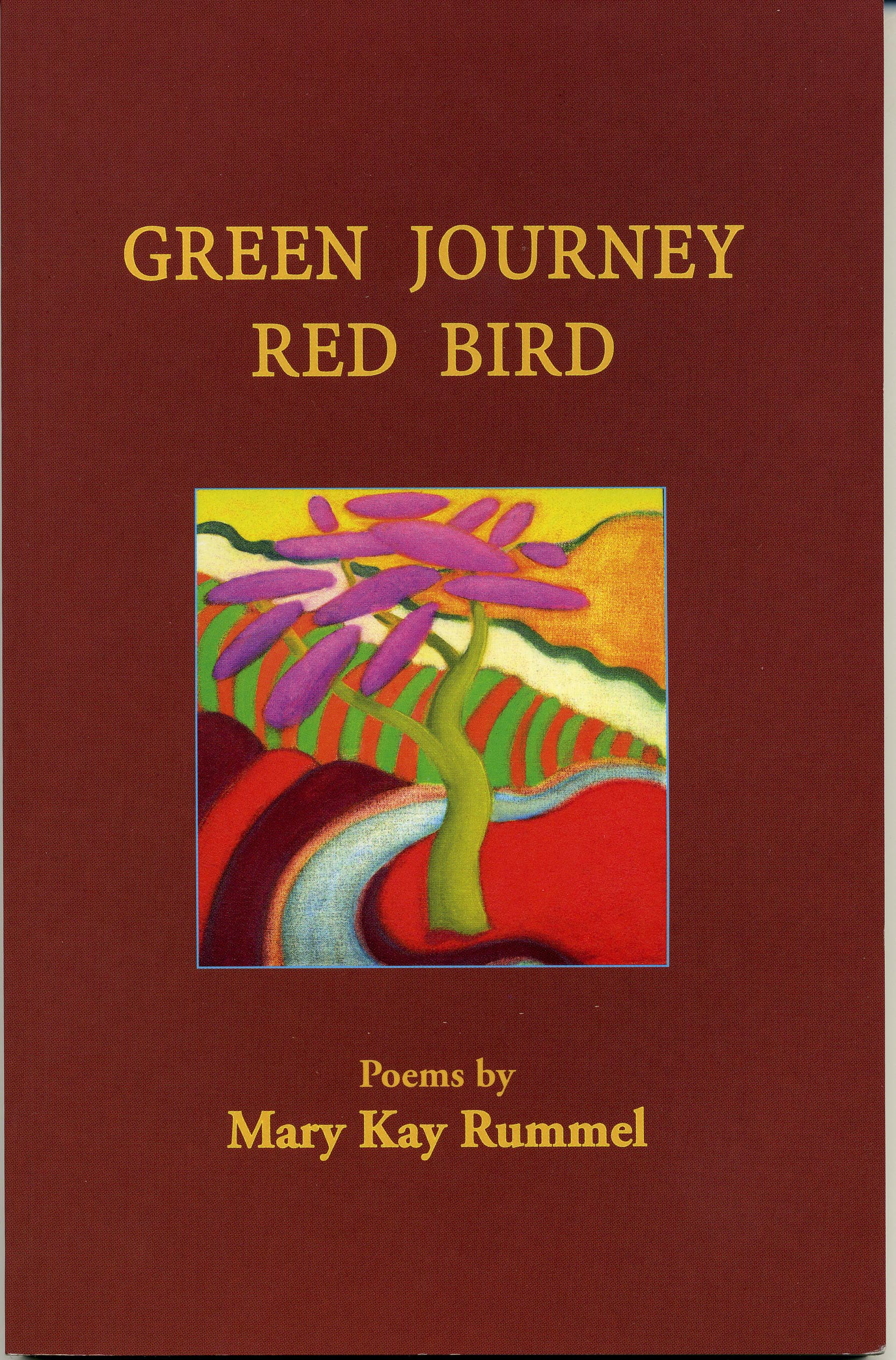 Green Journey Red Bird