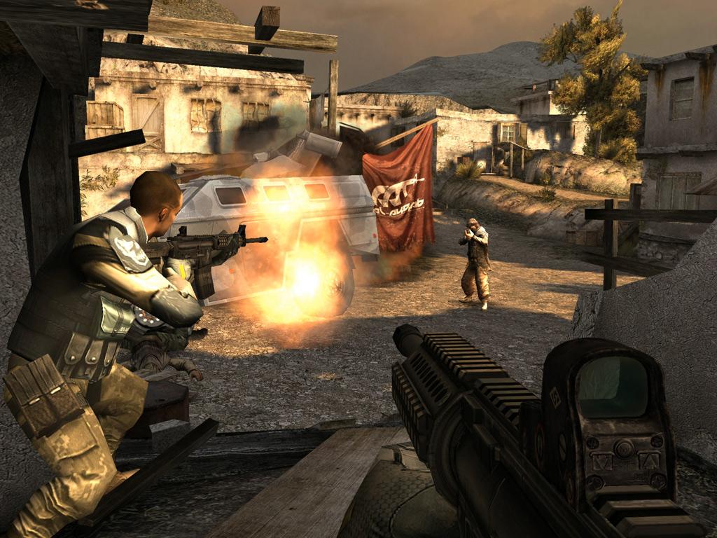 Gameloft Modern Combat 3