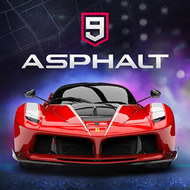 Gameloft | Asphalt 9