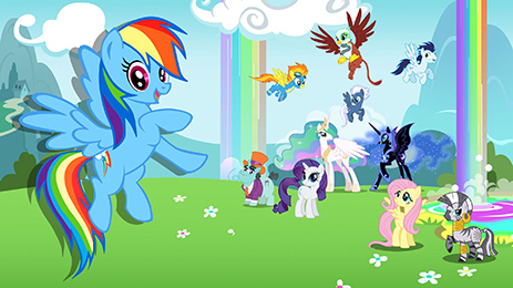 my little pony spiele # 6