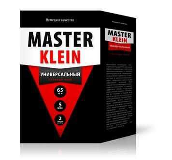 Клей обойный Мастер Кляйн-10 для бумажных, флизелиновых и ...